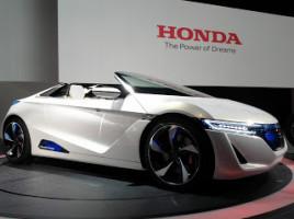 Honda Graphene batteries Investment