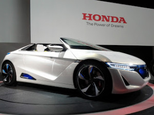 Honda Graphene batteries Investment